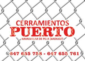 Cerramientos Puerto